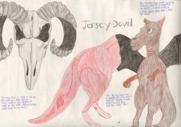 Jersey Devil by lmkalbach