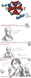 Resident Evil Meme Yeah by Ghirik