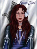 ASOIAF: Sansa Stark by nejna
