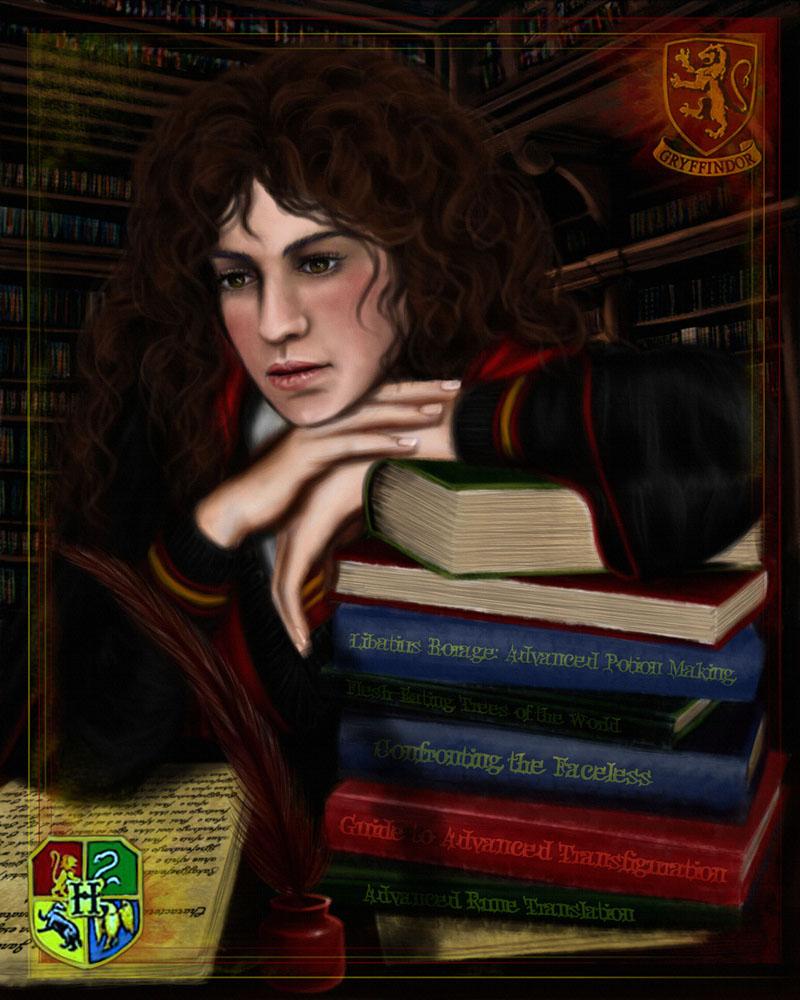 HP: Hermione by nejna