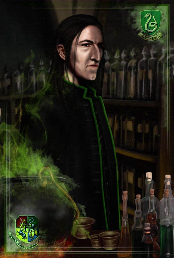 HP: Potion master by nejna