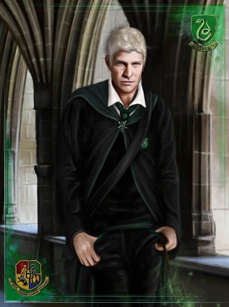 HP: Slytherin Prince by nejna