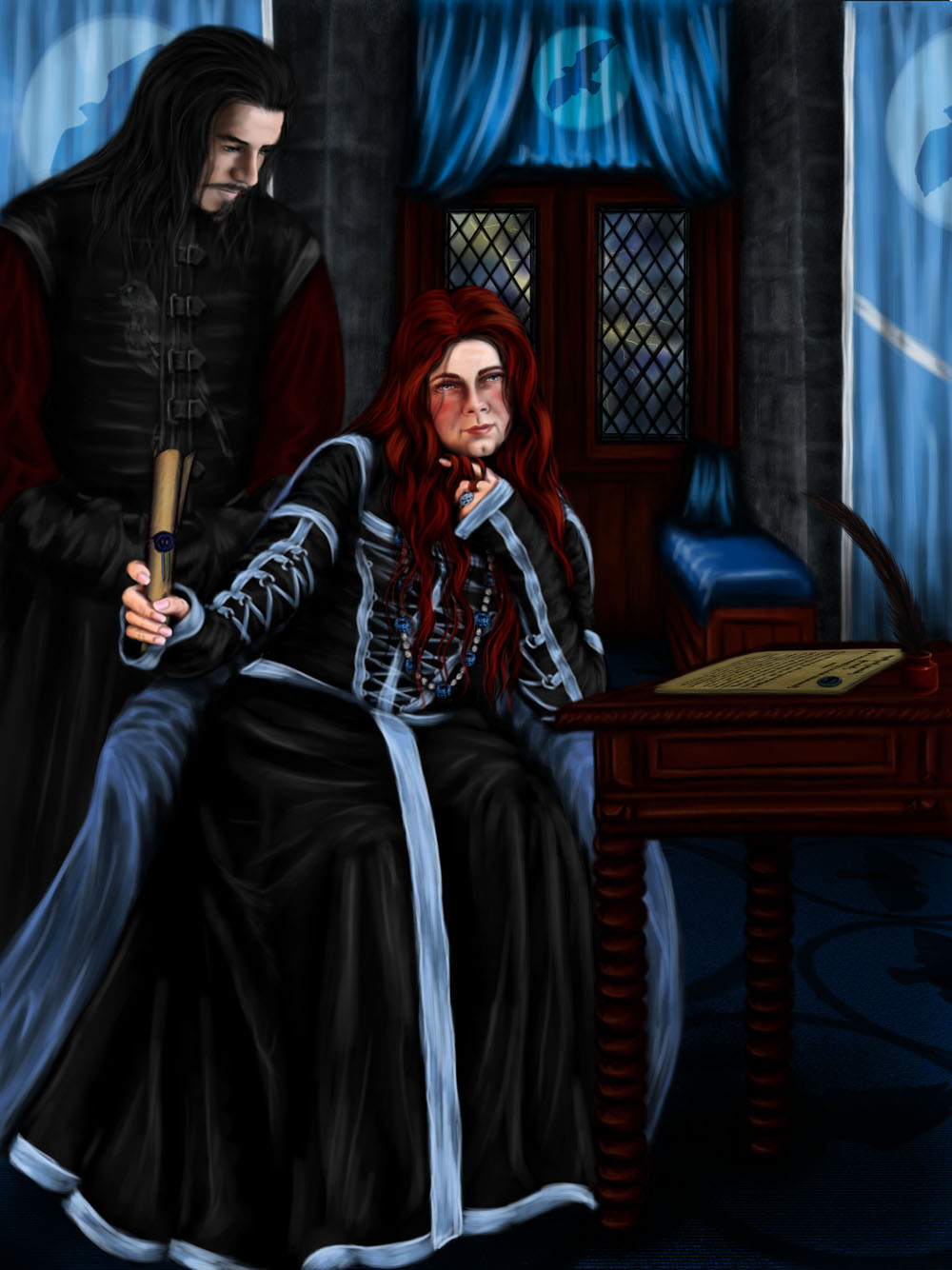 ASOIAF: Petyr's Whispers by nejna
