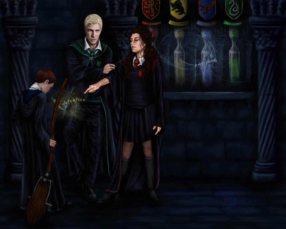 HP: Rules by nejna