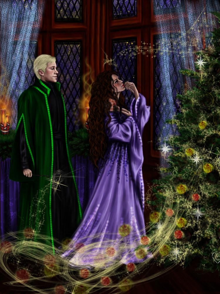 HP: Christmas Tree by nejna