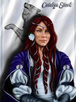 ASOIAF: Catelyn by nejna