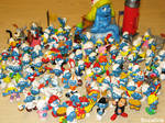 My Smurfs Collection