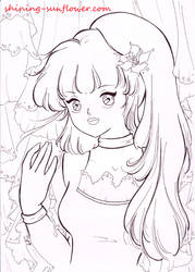 Pretty Girl by Sozalina