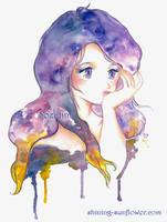 Blurry Eyes by Sozalina