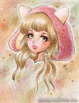 Pinkin' Kitten by Sozalina