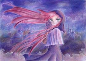 Byond my Sky... by Sozalina