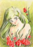 Grean Flower
