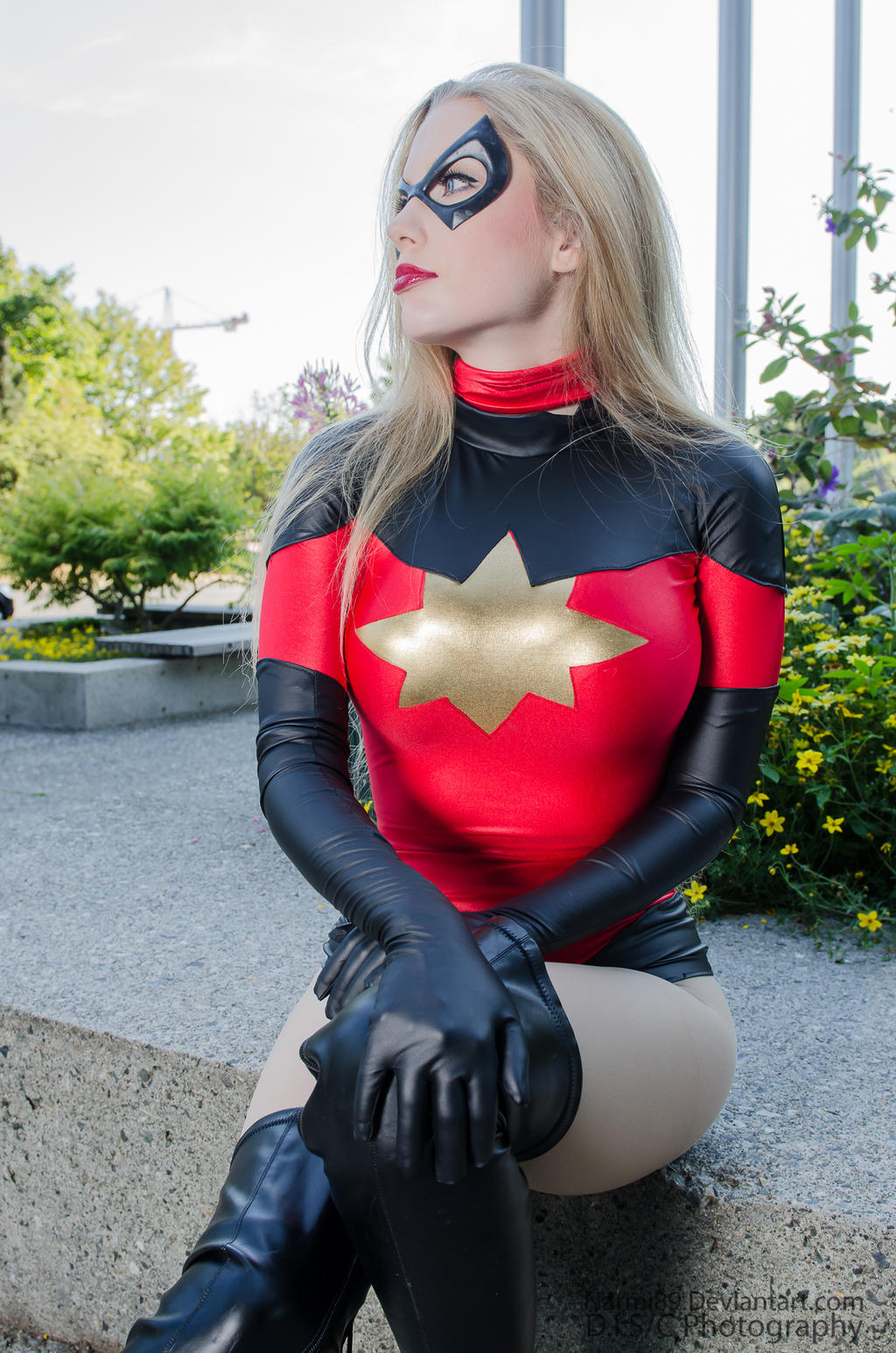 Ms. Marvel (D) - Precious Cosplay by DISC-Photography on ...