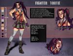 Tootie 3.0 Sheet.