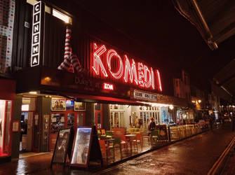 Nizlopi @ Komedia by ACxDesign