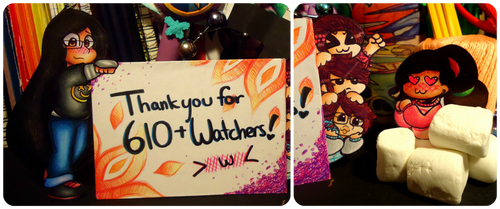 Thank You So Much! {610+ Watchers} by ChristinaDragon