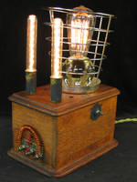 Diabolical Box 12 by steampunklighting