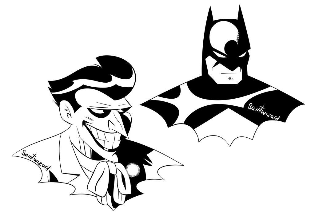 Bruce timm art style