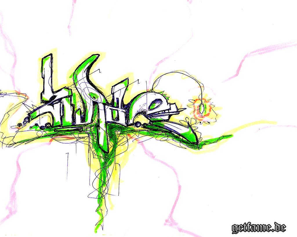 Wallpaper Sketch By Getfame