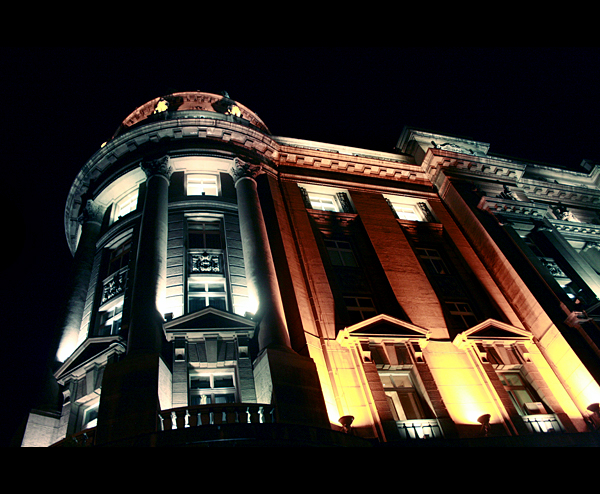 Blue and Red by NaturalBornChaos