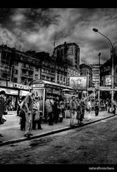 Beograd, Serbia by NaturalBornChaos