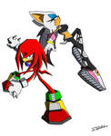 Knux and Rouge