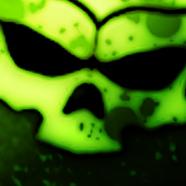 badtrane's skull by badtrane