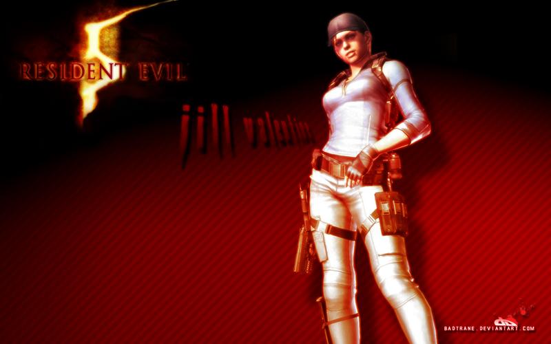 re5 Jill Valentine by