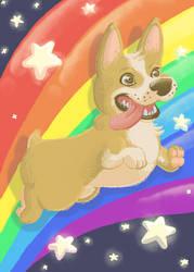 Dogecoin of My Heart by badtrane