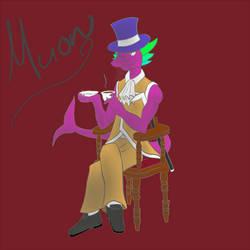 Gentlemanly Assassin - Muon by AntiPion