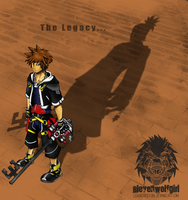 KH3 - The Legacy by Slevenwolfgirl