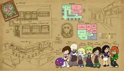 The Janus Arms full plan by raygirl