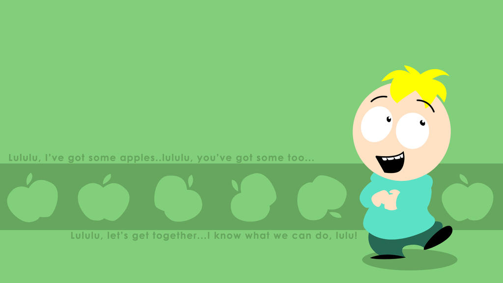 Butters wallpaper by raygirl on deviantart - South park wallpaper butters ...