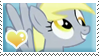 We love you Derpy Hooves by raygirl