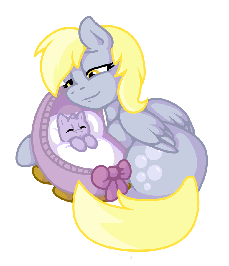 My most precious Muffin by raygirl
