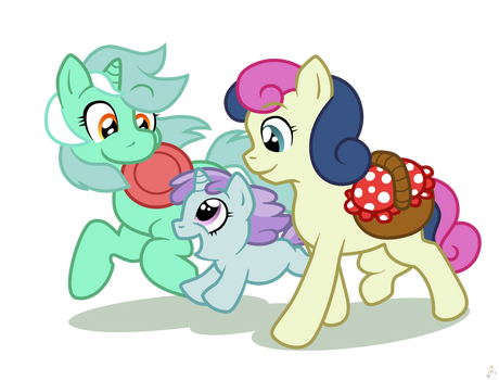 Musical Candy Picnic