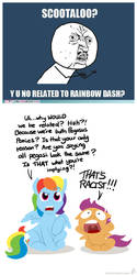 Pegasi all look alike anyway.. by raygirl