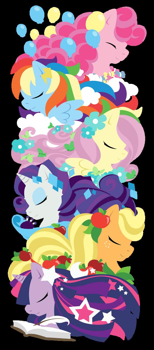 Pony totem by raygirl