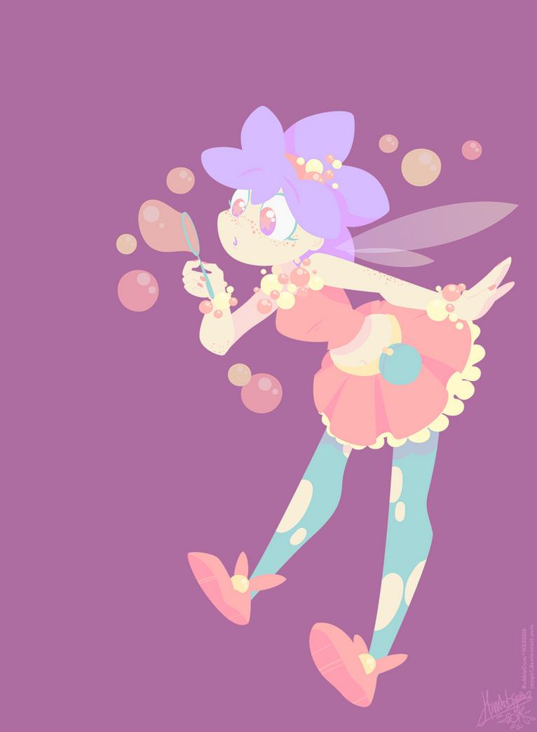 BubbleGum2016 by raygirl