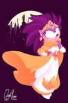 Hedgehog Queen