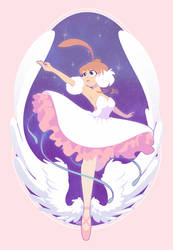 Giveaway - Princess Tutu by raygirl