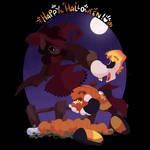 Halloween walkabout 2020