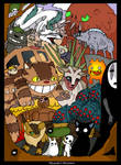 Miyazakis Monsters - COLOUR