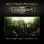 Video League of Leyend gfx by DraghenGFX
