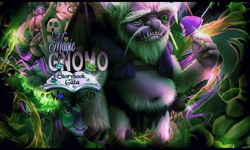 magic gnomo JDC PSDCO by DraghenGFX