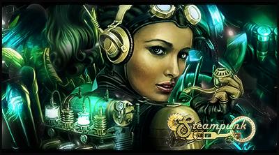 Steamaviator by DraghenGFX