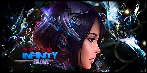 Infinity Vulcano by DraghenGFX