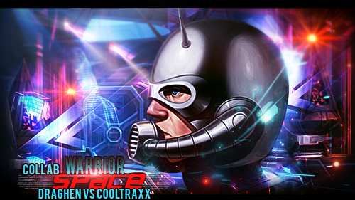 cooltraxx and Draghen by DraghenGFX