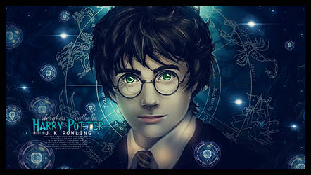 Harry Potter by DraghenGFX