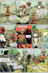 Chainmail Bikini Book 2 Page 14
